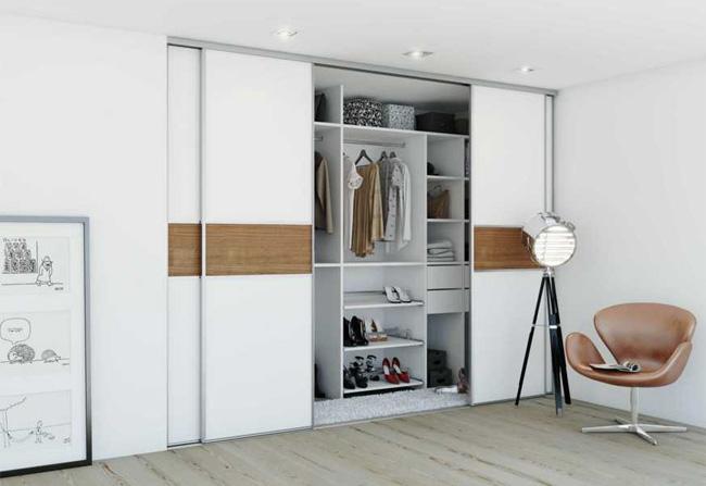 Thiết kế tủ âm tường Tiết kiệm không gian với tủ âm tường