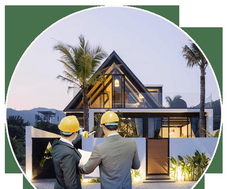 Xây dựng Nắng Xanh chuyên xây nhà, sửa chữa nhà, thiết kế thi công hoàn thiện nội thất