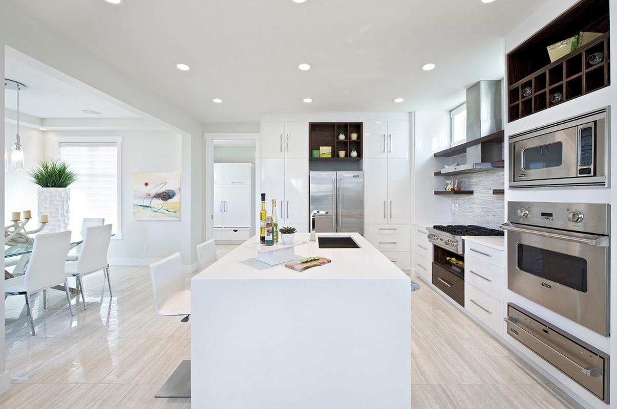 Xu hướng thiết kế nội thất nhà bếp 2020 Phong cách thiết kế nhà bếp 2020