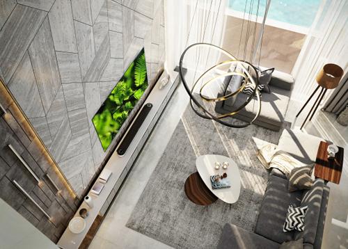 Xu hướng thiết kế nội thất phòng khách đẹp 2020 Nội thất phòng khách đẹp hiện đại