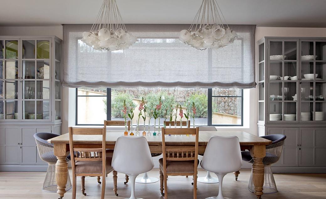 Ý tưởng thiết kế nội thất căn hộ dựa trên các món nội thất cũ